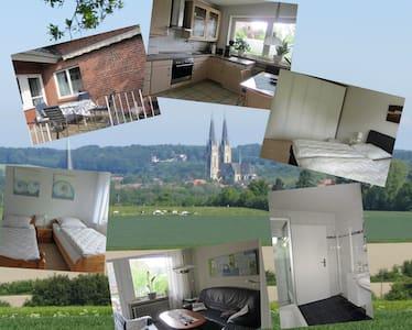 Große gemütliche Ferienwohnung - Billerbeck