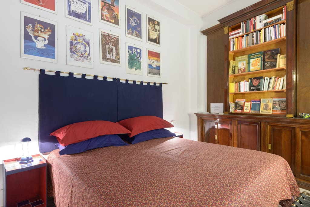 Rome bed breakfast fonteiana66 chambres d 39 h tes for Chambre hote design rome
