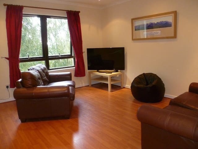 Cairngorm Apartment One, Central Aviemore - Aviemore - Apartamento
