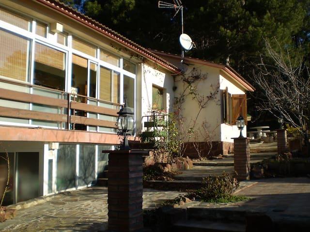 Acogedor chalet rural en Prades  - Prades - Ev