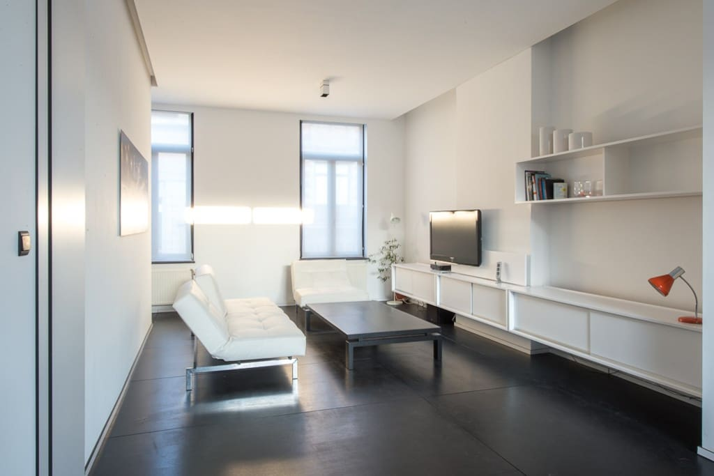Very nice and design appartement apartments for rent in for Appartement design bruxelles