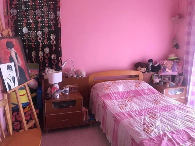 Pinky Room