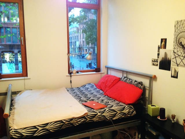 Large cosy room in Manchester - Manchester - Apartment
