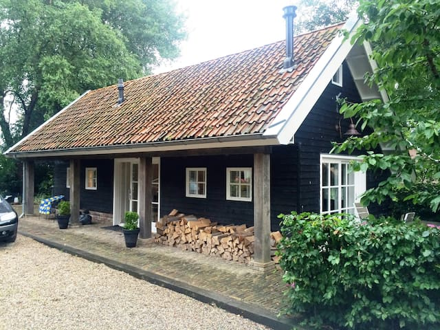 Holiday house nearby Giethoorn - Wetering - Stuga