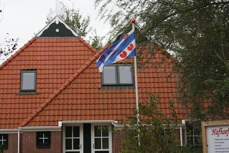 Hafhoefke kamer 4 - Oudwoude