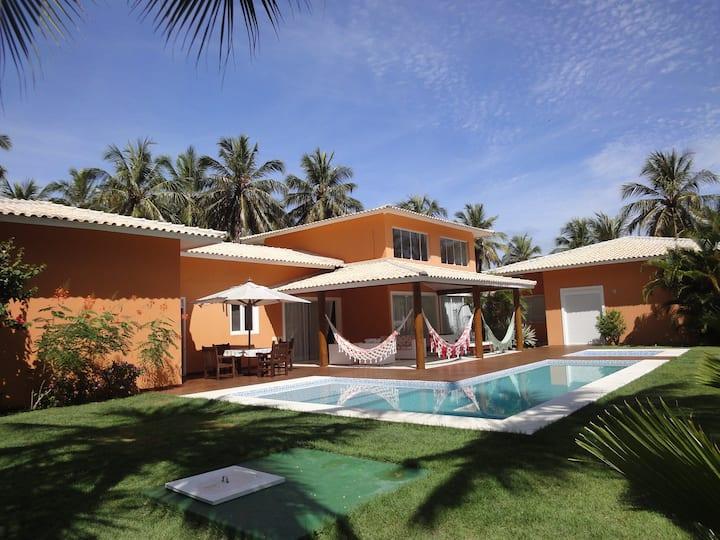Exclusive Beach Villa, 45min Drive