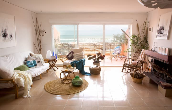 Beachfront house, Valencia, Wifi