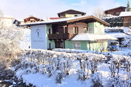 Haus Schiwelt / Appartement Nr. 2 - Kirchberg in Tirol - Apartment