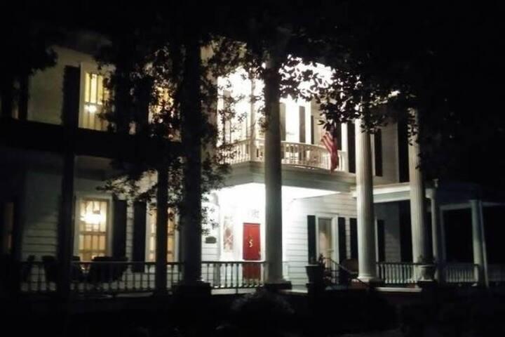 Barber Tucker House (BR-1)