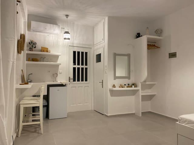 Κυκλαδίτικο σπίτι στο κέντρο της Νάουσας