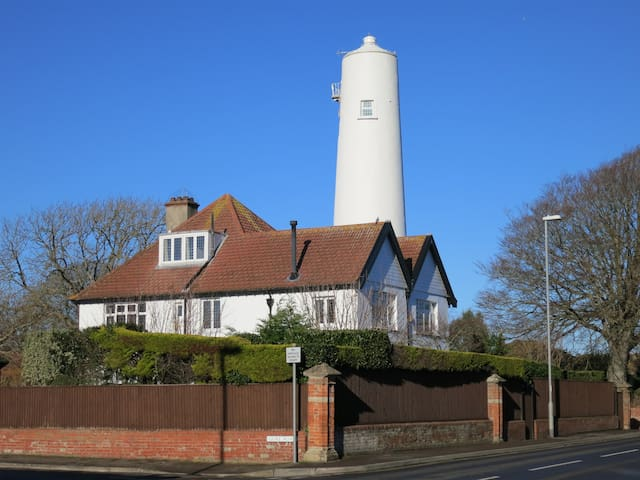 Edwardian House by the Lighthouse - Burnham-on-Sea - Bed & Breakfast