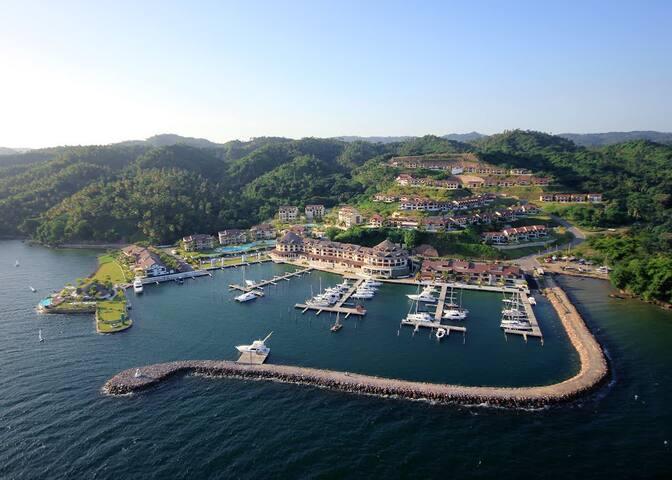 Ocean View Villa at Puerto Bahia - Samana - Villa