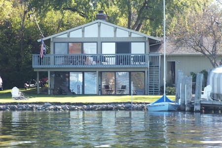 Have Fun & Relax on Lake Minnetonka