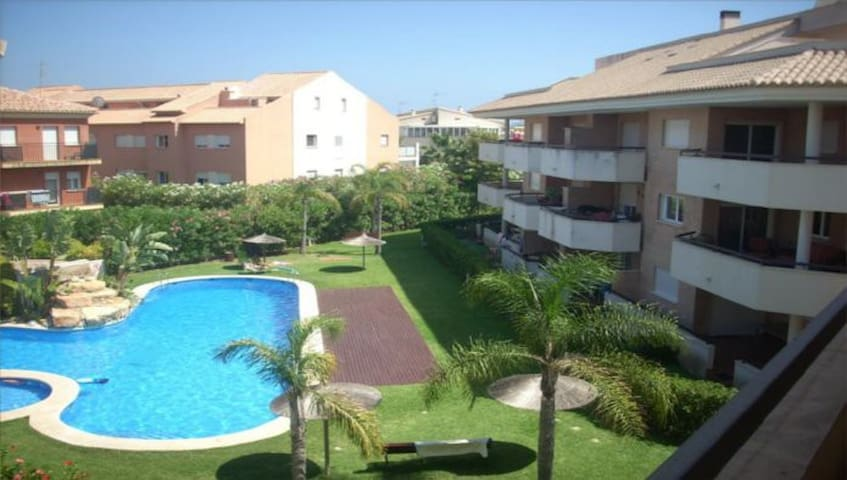 Fantastic 3 bedrooms duplex near the Arenal