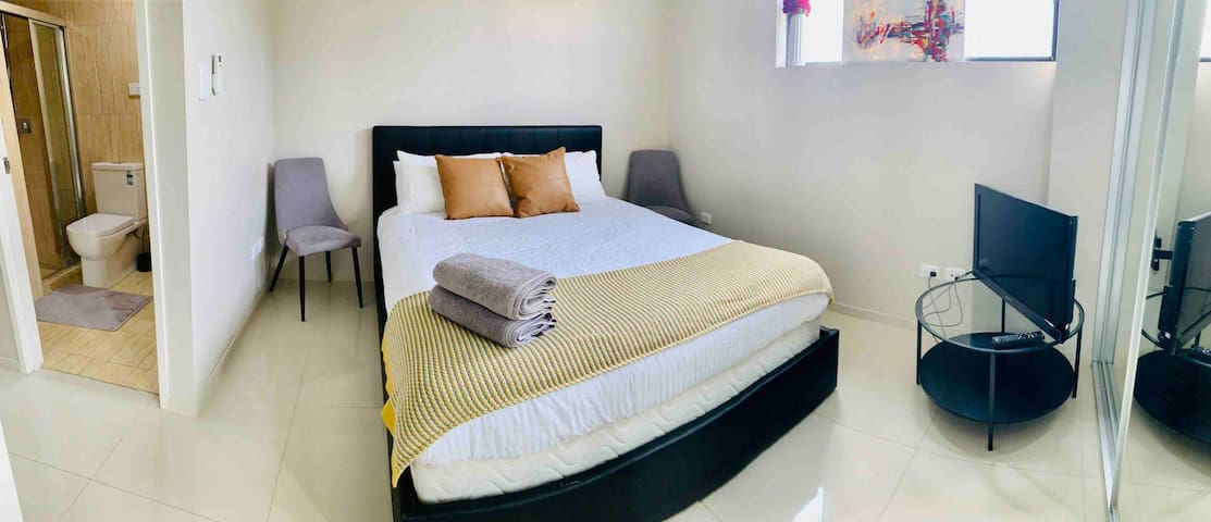 Cozy Studio Stay Only Minutes Away From Parramatta