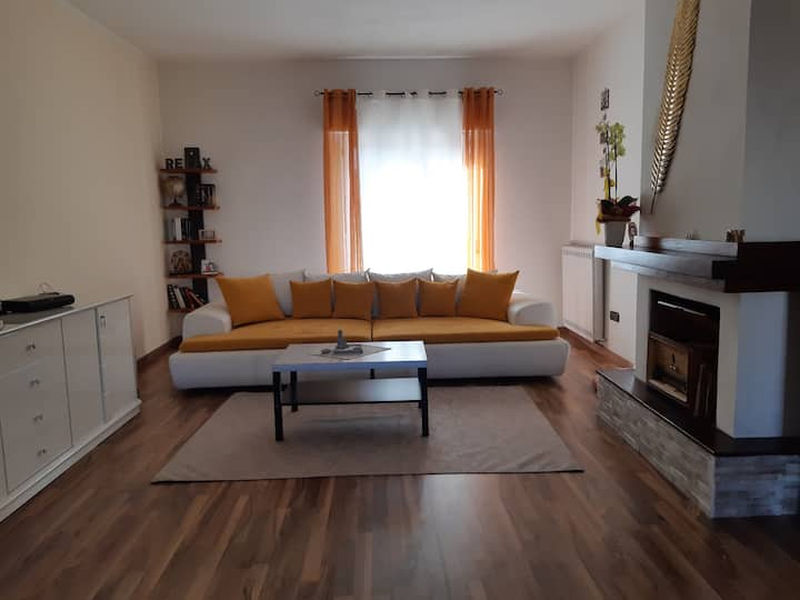 Apartment with 3 rooms and free WIFI