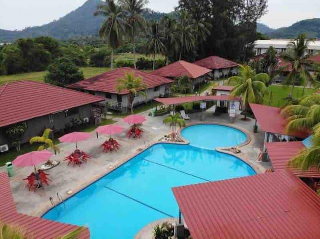 Langkawi swimming pool resort & leisure hotel-1#