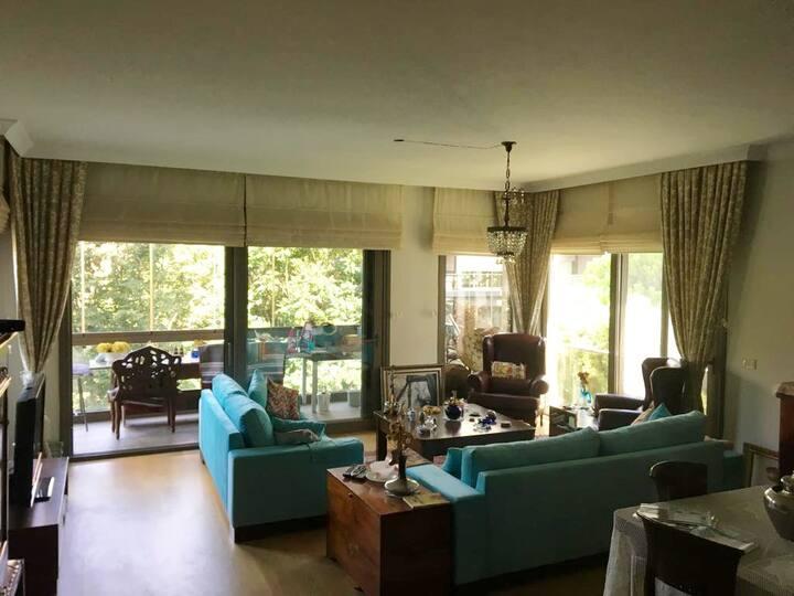 Cosy and spacious apartment in exquisite location