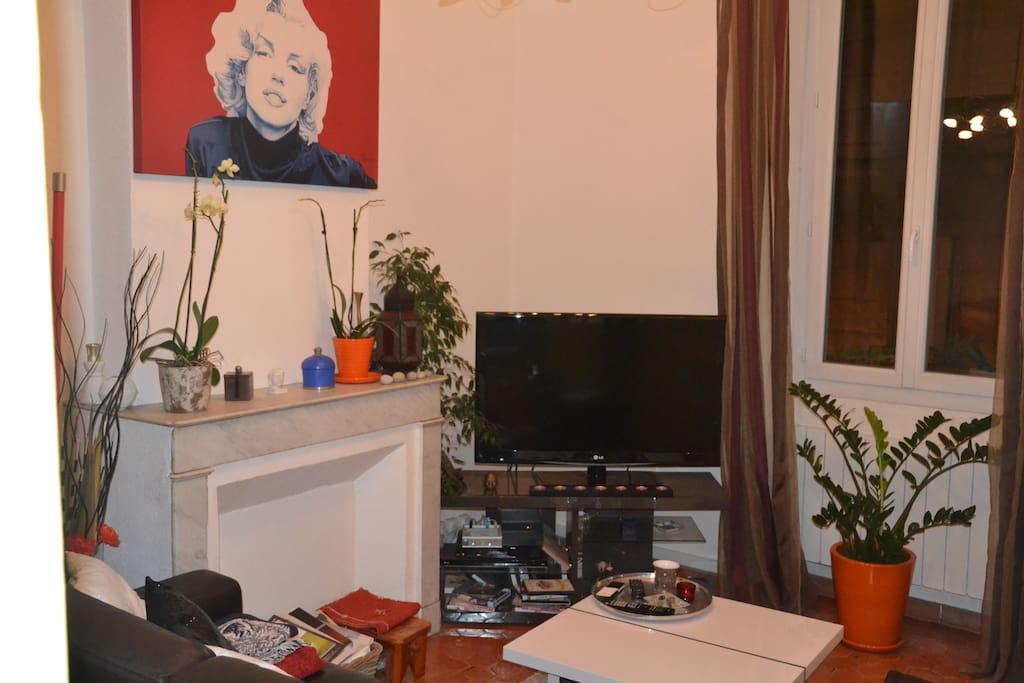 Chambre dans quartier tranquille chambres d 39 h tes louer marseille provence alpes c te d - Chambres d hotes marseille ...