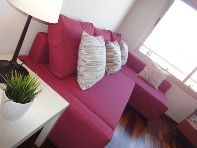 2 apartments with 2 parking - Barcelona - Casa
