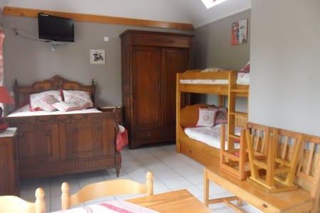 Gite st pol sur ternoise - Saint-Pol-sur-Ternoise - Apartment - 1