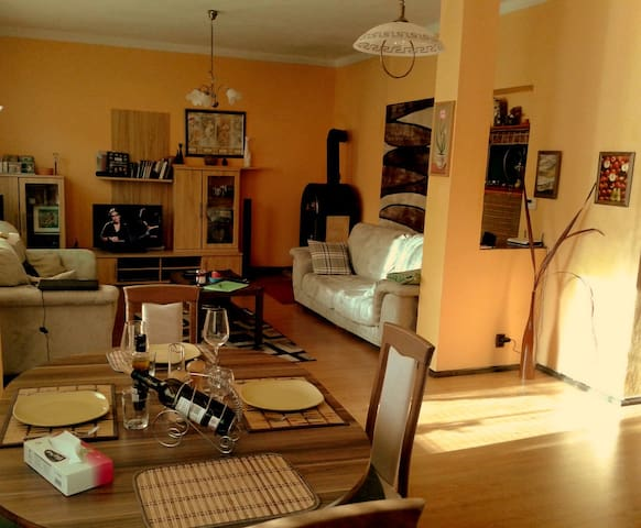 Cosy flat with parking in Carlsbad - Carlsbad - Apartament