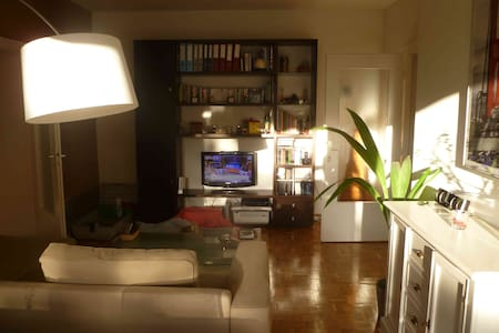 Nice and big apartment in Geneva - Lancy - Apartmen