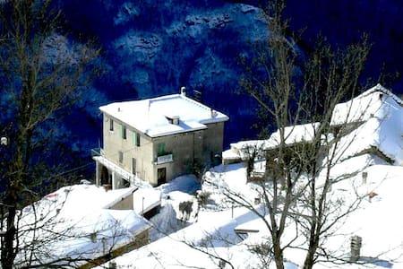 Quarzina, il tuo rifugio a 1347 slm - Quarzina