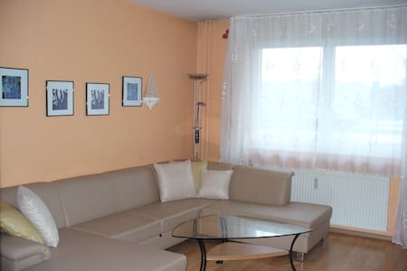 1 bedroom Apt. with dining room and kitchenette - Offenbach am Main - Wohnung