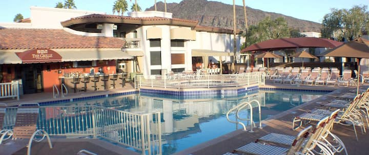 Scottsdale Camelback Resort 1/23/2021 - 1/30/2021