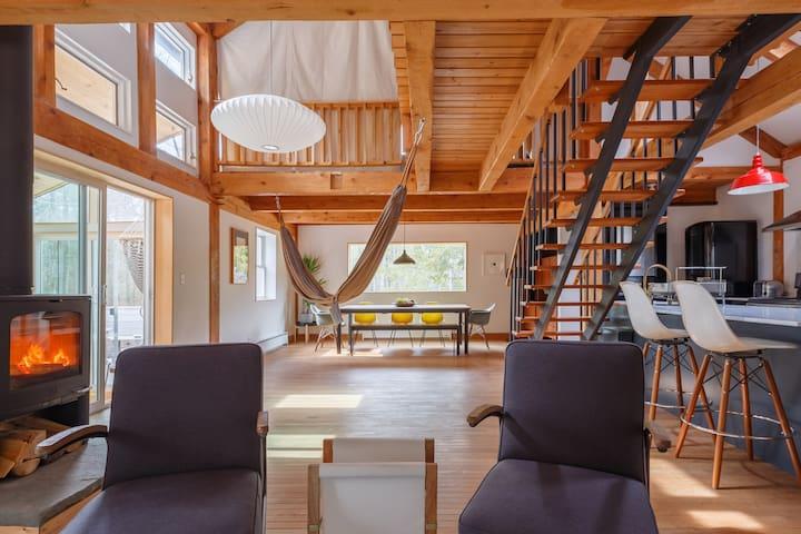 Watson Woods Cabin