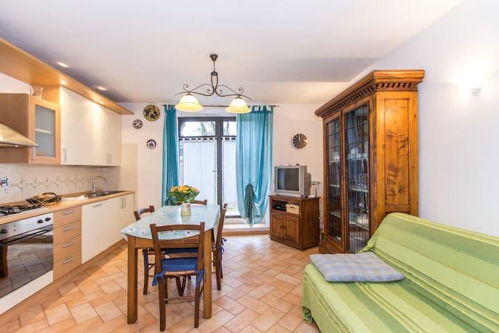 Big studio for up to 4 people in Chianti - Gaiole In Chianti - Apartmen