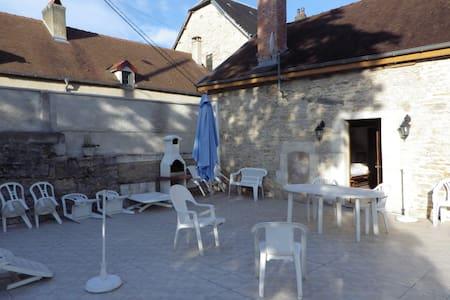 Ancien moulin tout confort - Auberive