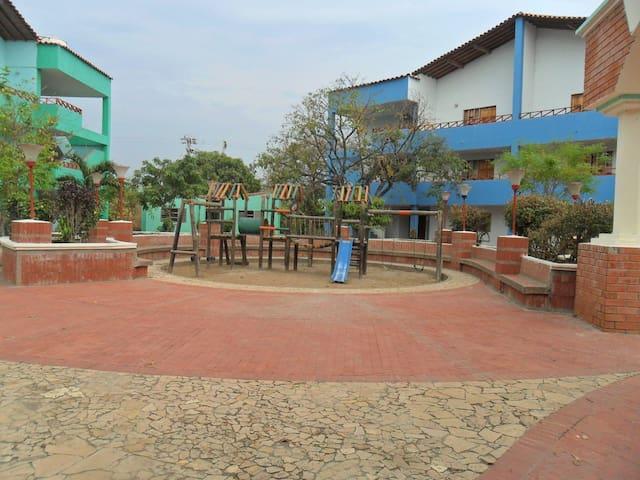 Apartamento  cerca  de Santa Marta - Santa Marta (Distrito Turístico Cultural E Histórico) - Apartment