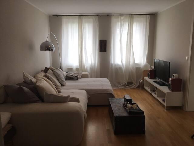 Wohnzimmer / Living Room 3