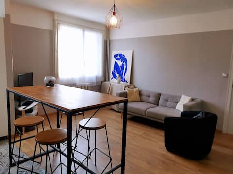 Lovely appartment 2P near Paris