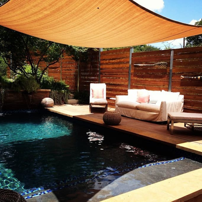The Hideaway Travis Heights Soco Houses For Rent In Austin Texas United States