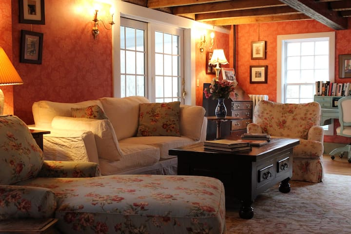Charming Country Large Private Suite - Williamstown - Casa
