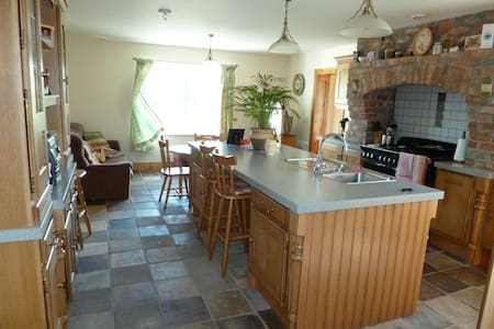 peaceful and friendly atmosphere - castlewellan - House