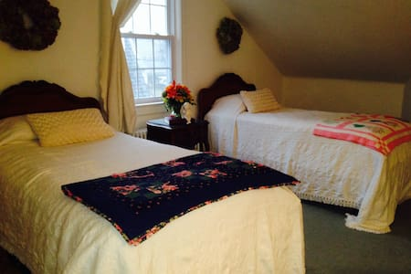 Private Room GladwynePA family home - Gladwyne - Bed & Breakfast