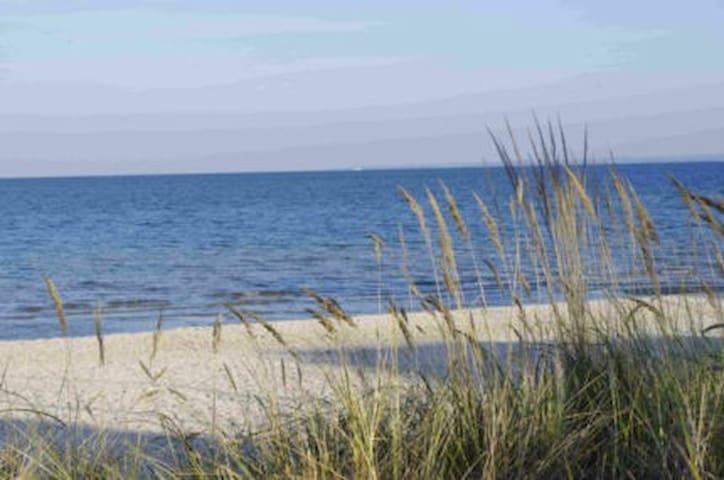 Der Ostsee-Strand