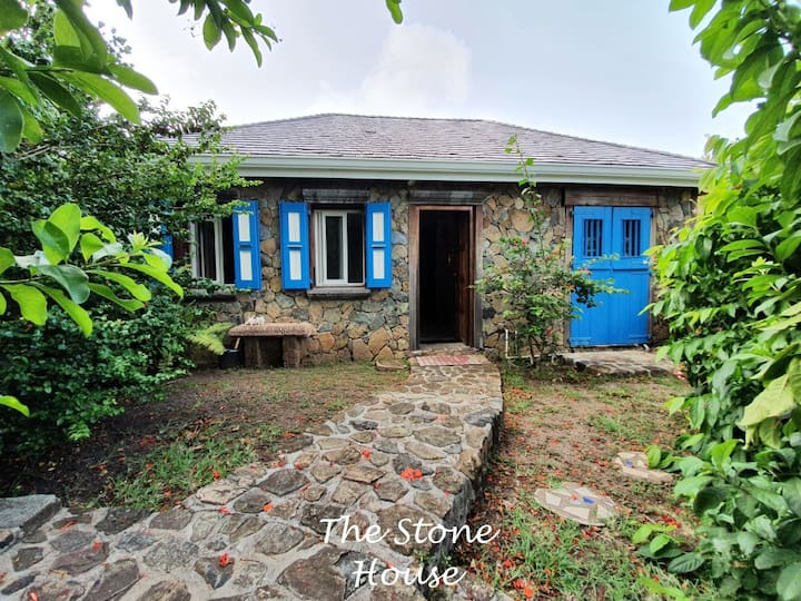 The Stone House welcomes you !