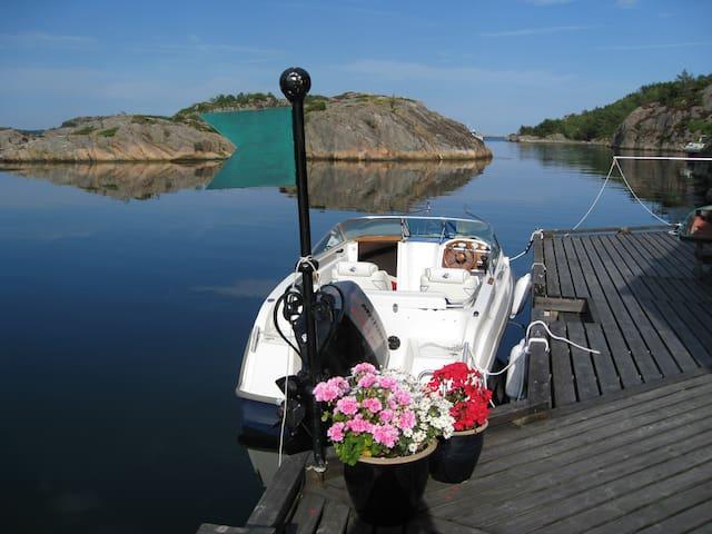 Ny-Hellesund summer paradise