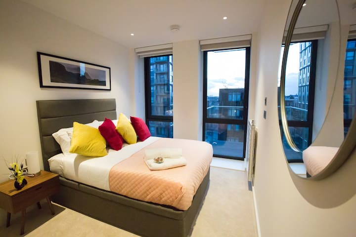 GIGLI Luxury Apartments London Wembley