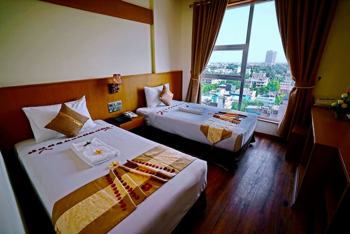 The Hotel Nova