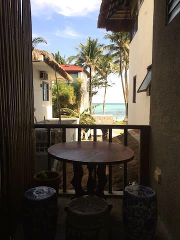 Palassa Bulabog Beach Apartment with Balcony - Malay - Apartamento