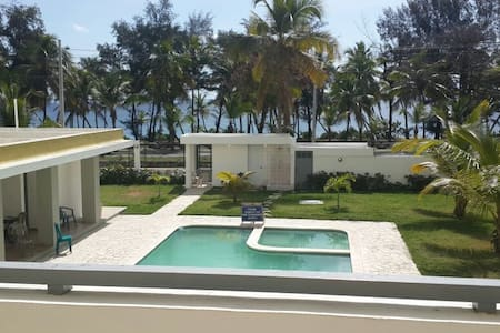 Beautiful Ocean Front Condo! - Santo Domingo Este - Daire