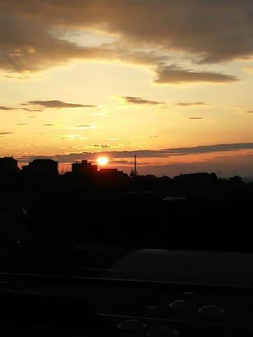 Comodo appartamento vista mare - Savona