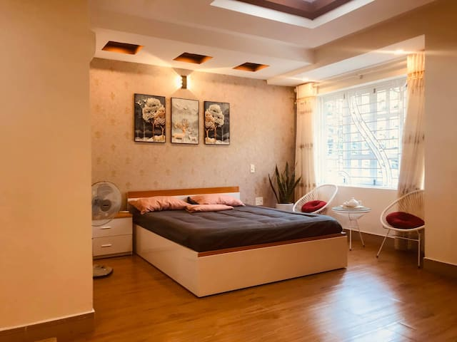 VanCao Green Private Deluxe room