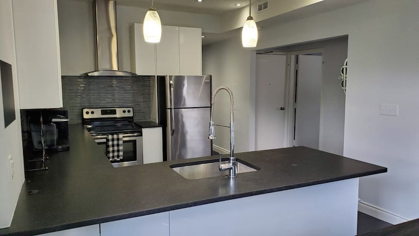 Quiet 2 Bedroom Loft in Down Town Kitchener